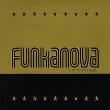 Funkanova - 2CDS of Electronic Latin & Funk Grooves (2CD 2008) NEW/SEALED