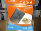 Gepe Slim Card Safe Memory Card Protector - Onyx