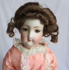 """17"""" Porcelain FG Francois Gaultier French Fashion Repro Doll Beautifully Dressed"""