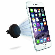 Car Air Vent Phone Holder Mount Grip Magnetic for Apple iPhone 6 6S Plus 5 5S 4