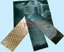 Pool Cover Patch Kit Green Mesh Safety Patches in various sizes and quantities
