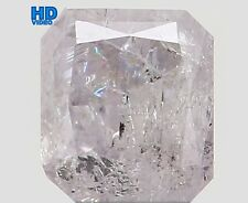 Natural Loose Diamond Pink Color Cushion I2 Clarity 3.40MM 0.198 Ct KR07