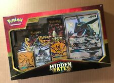 Pokemon TCG Hidden Fates: Premium Powers Collection Box *New/Sealed*