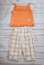 Conjunto camiseta tirantes y pantalón fresquito de BELTIN (Talla 6 meses) -