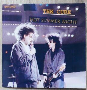 THE CURE - Hot Summer Night - CD - live Glastonbury 1986