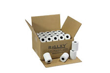 (50 Rolls) 2 1/4 x 85' Thermal Paper Credit Card & Cash Register Tape