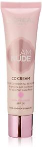 L'Oreal Paris Nude Magique CC Cream Anti Dullness 30 ml