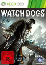 X360 / Xbox 360 Spiel - Watch Dogs (USK18) (mit OVP)