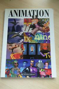 Animation Design Library SC Rockport 1st printing 1998 Digital Animation