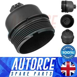 OIL FILTER HOUSING COVER CAP FITS FORD FOCUS MK2 MONDEO MK4 TRANSIT MK7 1303477