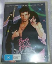 Body Rock DVD 1984 REGION 0 Aussie Free Postage