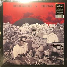 Kool Keith X Thetan ‎– Space Goretex SEALED Anti-Corp ACM49 COLOR VINYL LP