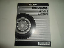 2007 2008 Suzuki GZ250 Service Repair Shop Workshop Manual BRAND NEW