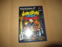 james pond  codename robocod  PS2  pal playstation 2
