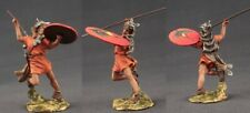 Tin toy soldiers  painted 54 mm Roman legionary