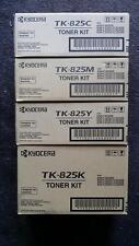 Genuine Kyocera TK-825K Black Toner Cartridge C3232 C3225 2520 TK 825 K