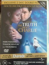 The Truth About Charlie [DVD] Ex Rental- Good Condition- 1 Disc Only! Free Post!