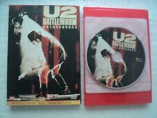U2 -  Rattle and Hum - Rare HONG KONG release DVD / Plays all regions
