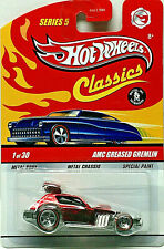 Hot Wheels Serie 5 Classici AMC Greased Gremlin (Rosso Cromo)