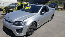 HOLDEN COMMODORE VE SS LS2 LS3 6.0 6.2 L98 V8 6 SPEED TR6060 MANUAL GEARBOX T56
