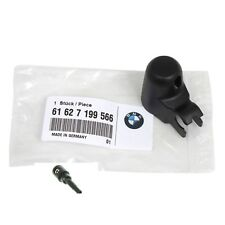 BMW GENUINE 1 Series E81 E87 REAR WIPER ARM COVER CAP WITH NOZZLE 566 / 798