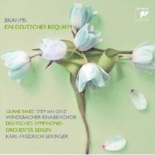 """WINDSBACHER KNABENCHOR """"BRAHMS:EIN DEUTSCHES..."""" CD NEW+"""