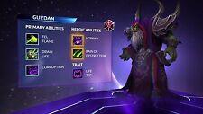 Heroes of the Storm - HotS - Gul'dan (Guldan) Hero Region Free