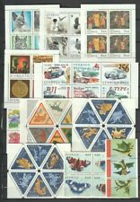 Sweden 1994 - 1999 Page of MNH. Booklet Panes / Strips CV $93.60