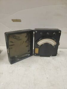 Westinghouse 0-600 DC Volt Meter