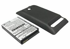 UK Battery for HTC A9292 EVO 4G 35H00123-00M 35H00123-02M 3.7V RoHS