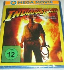 Indiana Jones 4 - 2 Blu-ray/NEU/OVP/Action/Harrison Ford/Shia LaBeouf