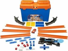 Hot Wheels Track Builder System Stunt Box Playset