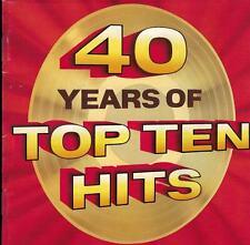 Readers Digest - 40 Years of Top Ten Hits (6CDs)