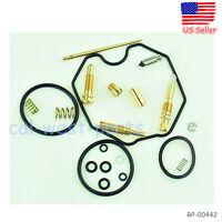 Carburetor Carb Rebuild Kit Repair Fits Honda TRX250EX 250EX Sportrax 2001-2005