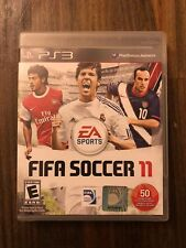 ps3 games lot bundle of 6 FIFA games in mint condition