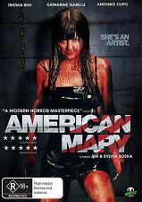 American Mary ( DVD 2013)  Jen Soska, Sylvia Soska * Monster Pictures *