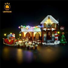 LED LIGHT KIT for Lego Creator Santa's Workshop 10245 ( Complete LED Light Kit )