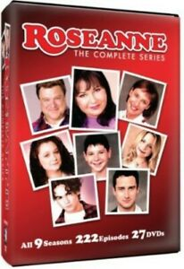 ROSEANNE: THE COMPLETE SERIES (27PC) NEW DVD