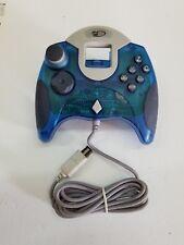 Nuovo Azzurro Mad Catz Joystick Controllo Sogno Tappetino per Sega Dreamcast
