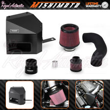 Mishimoto Performance Cold Air Intake Filter Induction Kit for Audi A3 S3 15+