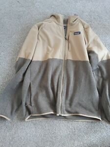 Patagonia Lightweight Better Sweater Shelled Jacket Classic Tan XL