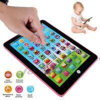 Educational Toys For 2 Years Old Toddlers Baby Kids Boy Girl Learning Tablet New