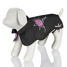 TRIXIE Mantel Avallon Softshell M 50 cm schwarz Wintermantel Hundemantel Mantel