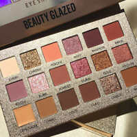 Beauty Glazed EyeShadow 18 colors Makeup cosmetics Palette Matte Eye shadow 2020