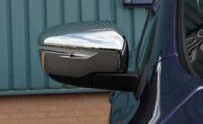 Chrome Rétroviseur Bordure Set Housses pour Nissan X-trail (2014