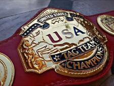 NWA United States Tag Team Championship Title Belt Replica
