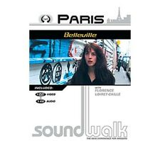 14413 // SOUNDWALK PARIS BELLEVILLE  1 DVD + 1 CD NEUF