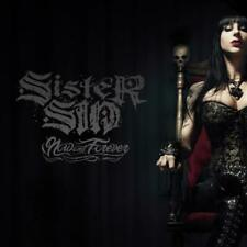 SISTER SIN - NOW AND FOREVER NEW CD