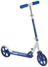 4 UNIQ Aluminium Racing Roller Scooter Miles Fashion blau weiss 200er Rollen