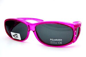 UV58864FPL-C Polarized Fit-over Sunglasses for Lady Buy 1 Get 1 Free